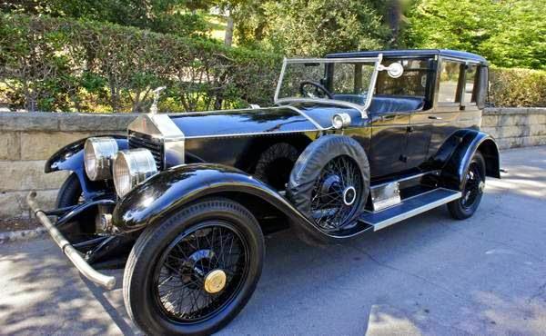 1924 rolls royce silver ghost auto restorationice. Black Bedroom Furniture Sets. Home Design Ideas