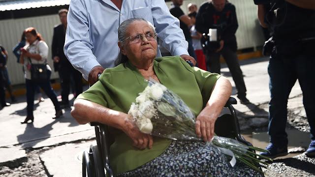 La madre de 'El Chapo' Guzmán recibe una visa humanitaria para visitar a su hijo en EE.UU.