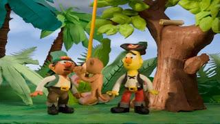 Sesame Street Bert and Ernie's Great Adventures Pirates
