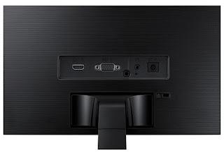 Monitor Komputer SAMSUNG Curved LED 24 Inch LC24F390FHE