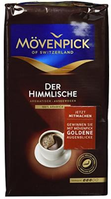 Mövenpick der Himmlische Kaffee