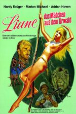 Liane, Jungle Goddess 1956