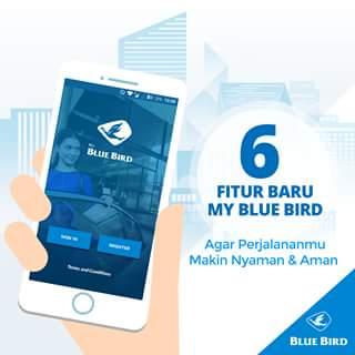 My Blue Bird Dengan  6 Fitur Baru