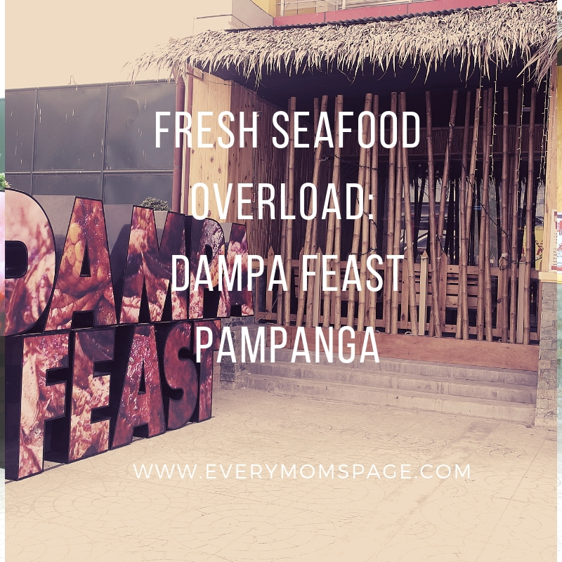 Fresh Seafood Overload: Dampa Feast