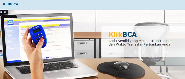 Transfer Antar Bank dengan Menggunakan BCA Internet