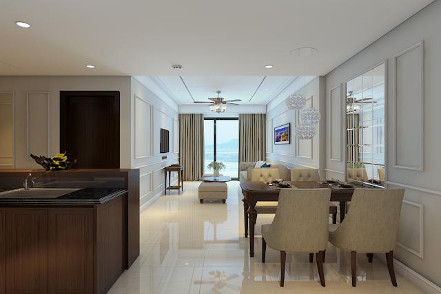 Hình ảnh căn hộ Luxury Apartment