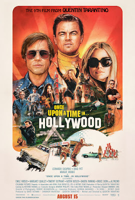 Win a double pass to see ONCE UPON A TIME.... IN HOLLYWOOD