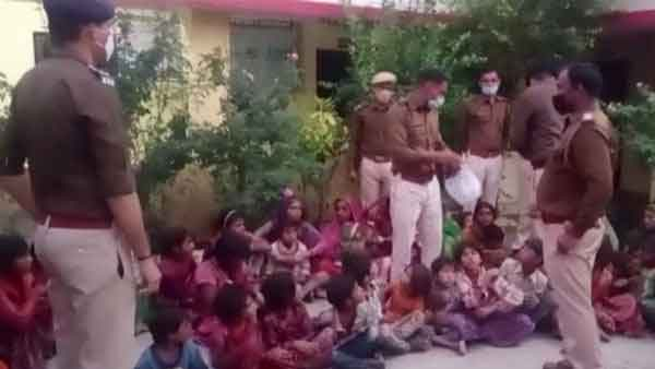 News, National, India, Rajasthan, Jaipur, Kidnap, Police, Arrested, Attack, Children, 38 Rajasthan women, kids rescued after being kidnapped by 100 people from MP