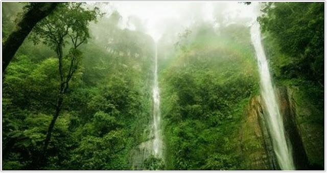 Air Terjun Tancak;Top 10 Destinasi Wisata Jember;