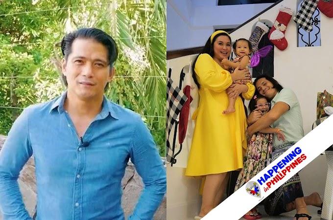 Robin Padilla, Inaming Nagalaw ang Savings Para sa mga Anak Dulot ng Krisis