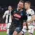 Napoli-Inter, probabile formazione azzurra