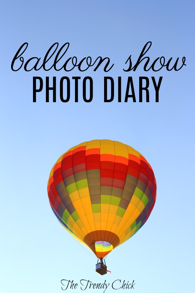 Balloon Show Summer 2017
