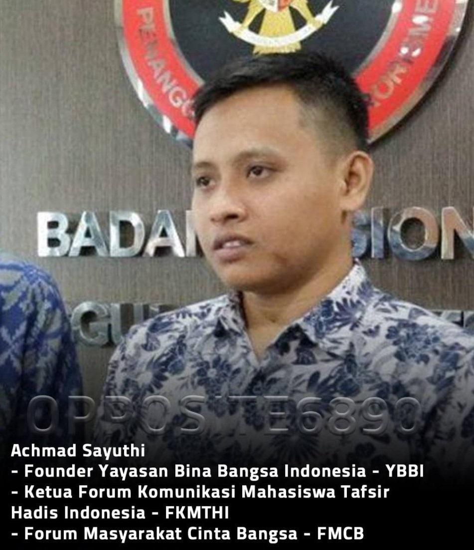 Terungkap! Ini Identitas Dalang Gerombolan yang Adakan Syukuran Atas Penangkapan Munarman