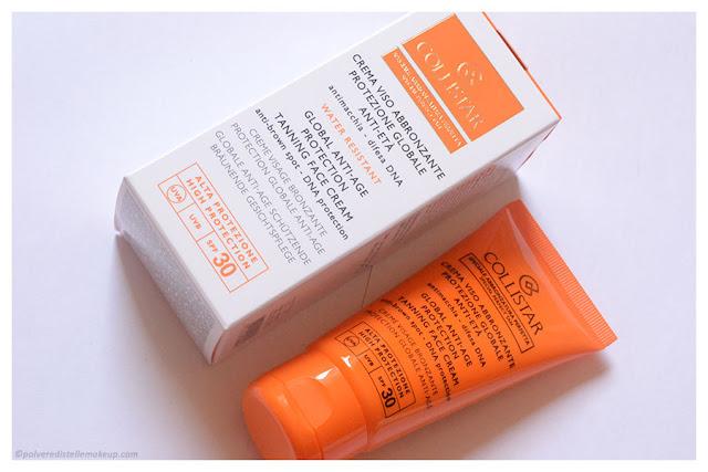 Collistar Crema viso abbronzante Protezione Totale SPF 30