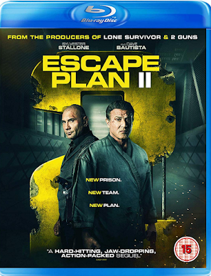 Escape Plan 2: Hades [BD25] [Latino]