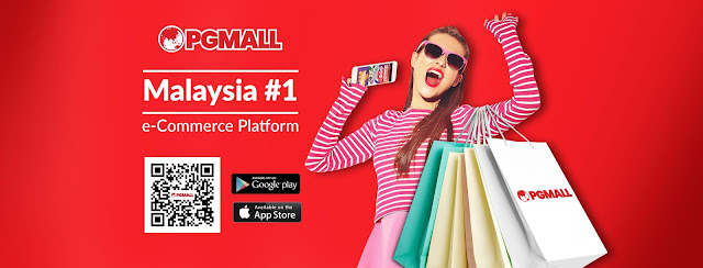 PG Mall Online Marketplace Menyokong Peniaga Malaysia