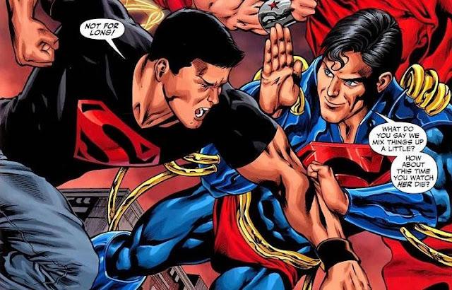 Mengenal Superboy-Prime, Superboy Jahat dari Earth Prime