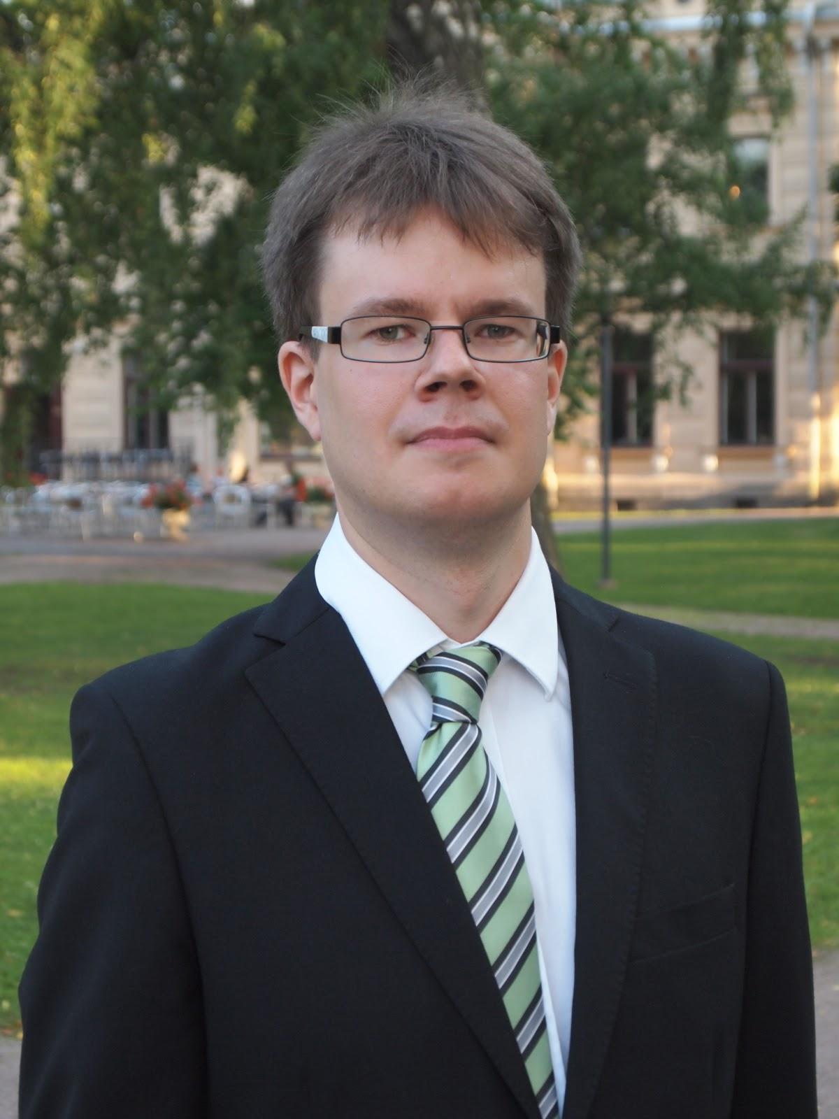 Jussi Nikula Oulu