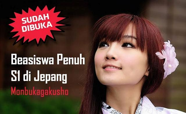 Beasiswa ke jepang Program Research Students