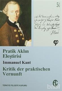 Immanuel Kant - Pratik Aklın Eleştirisi