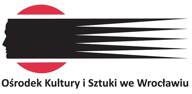 Logo Ośrodka Kultury i Sztuki we Wrocławiu