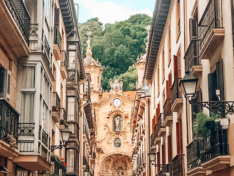 San Sebastián Spain Travel Guide