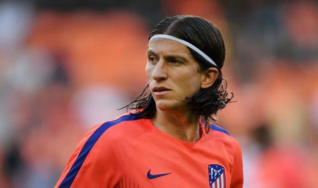 Защитник «Атлетико» Филипе Луис может бесплатно перейти в «Барселону»