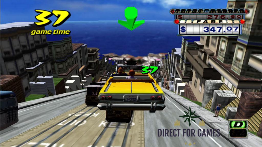 Crazy Taxi Download