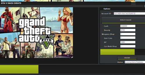 gta 5 online money generator download