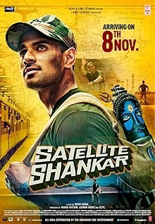 Satellite Shankar 2019 Hindi Full Movie DVDrip Download mp4moviez