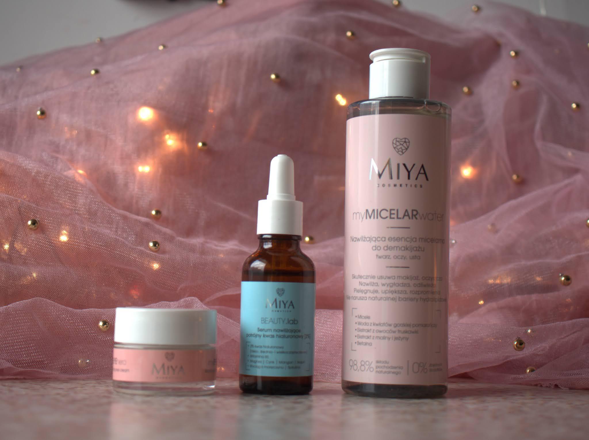 Nowości marki Miya Cosmetics