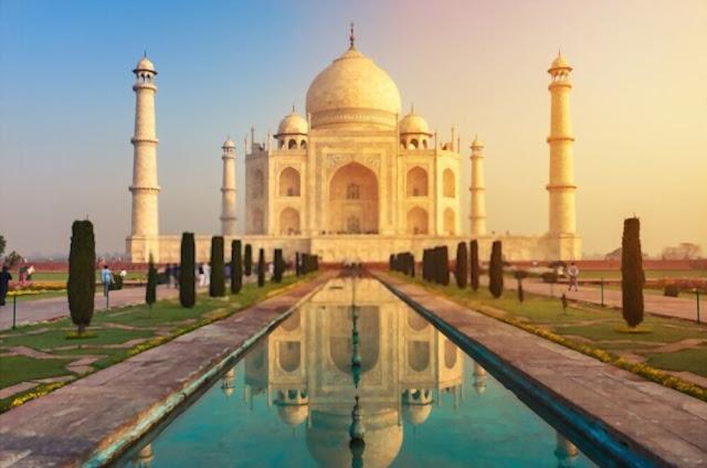 Taj Mahal of Agra