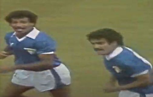 الكويتي فيصل الدخيل صاحب أول هدف عربي آسيوي فى كأس العالم