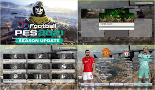Images - PES 2017 Call Of Duty Warzone Graphic Menu