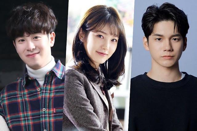 P.O Block B Akan Ikut Bintangi Drama JTBC Terbaru Bersama Ong Seong Wu dan Shin Ye Eun
