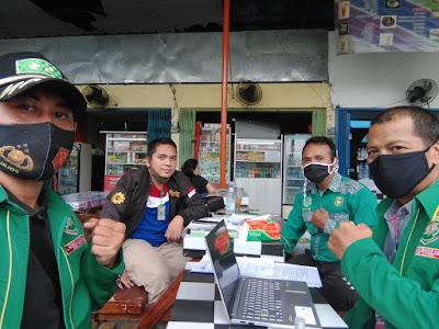 DPC LI BAPAN Jakarta Barat Merapatkan Barisan Bersama DPC LI BAPAN Jakarta Utara