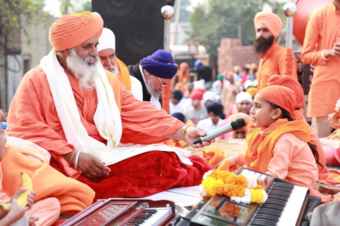 First Nagar Kirtan Dedicated to 549th Parkash Purab of Shri Guru Nanak Dev Ji ..