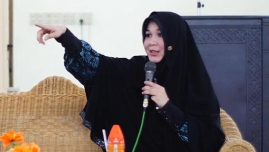 Eks Walkot Banda Aceh Illiza Takut Poligami Jadi Tren Setelah Ada Qanun
