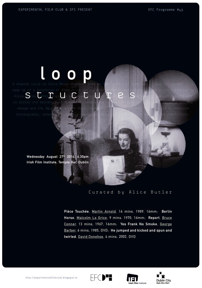 LOOP STRUCTURES curated by Alice Butler