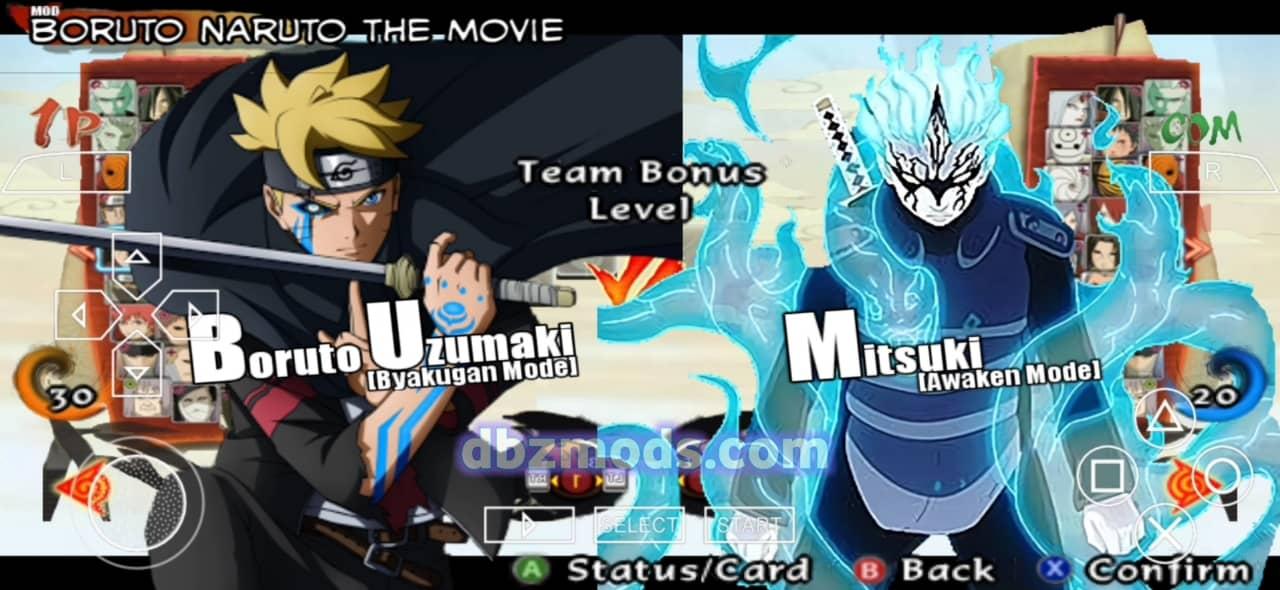 Boruto Naruto PPSSPP Game download