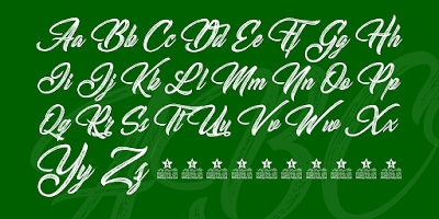 Billyaegel fonts