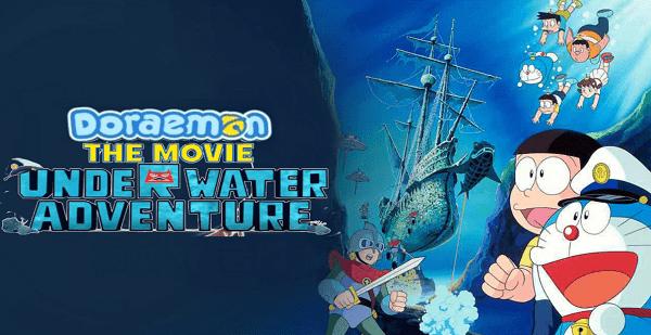 Doraemon The Movie Underwater Adventure Hindi Dubbed Download