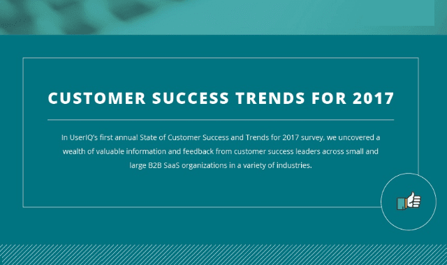 Customer Success Trends For 2017