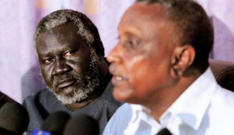 عقار يتحدث عن إستعداده لدمج الحركات المسلحة مع قوات الجيش تحت لواء قائد عام سوداني واحد