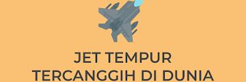 10 Pesawat Jet Tempur Tercanggih di Dunia 2021