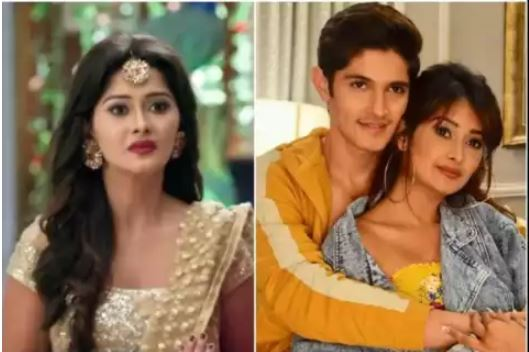 Kanchi Singh sat loving her onscreen brother