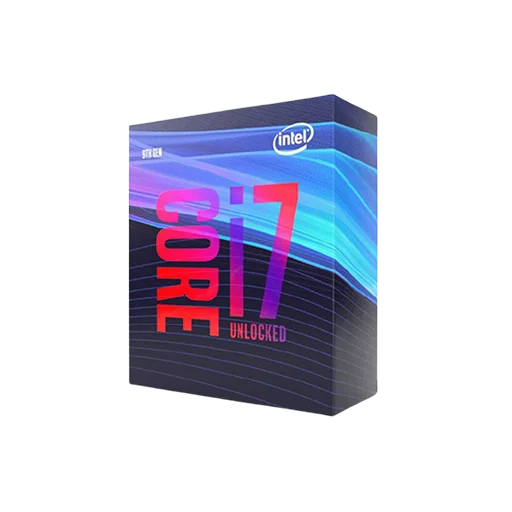 CPU Intel Core i7 9700F (3.00 GHz up to 4.70 GHz)