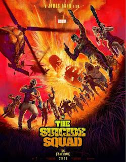 The Suicide Squad First Look Poster