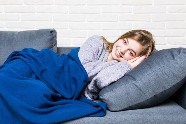Cara mudah dan ampuh atasi susah tidur saat hamil tua