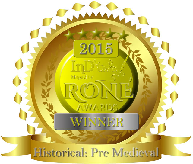 The Red Wolf's Prize Won the RONE Award for 2015 (medieval)